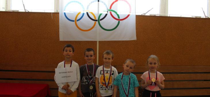 Olympiáda 2019 – Hlohovec