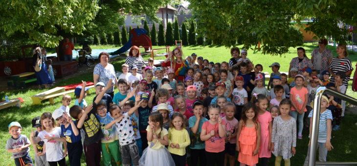 Oslavovali sme so Simsalalou  Deň detí :)