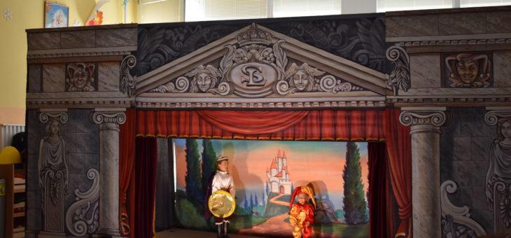 Divadelné predstavenie – Gašparko a drak