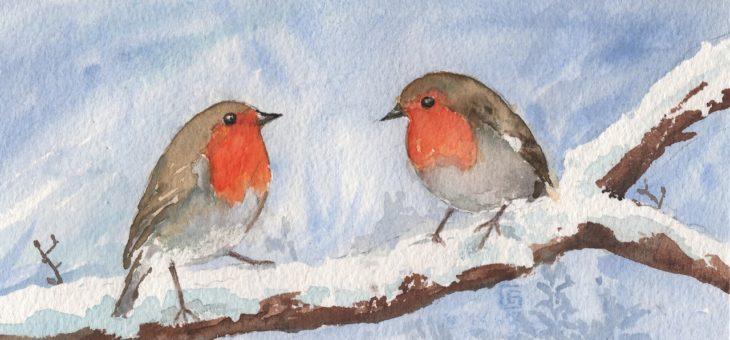 Pomáhame vtáčikom
