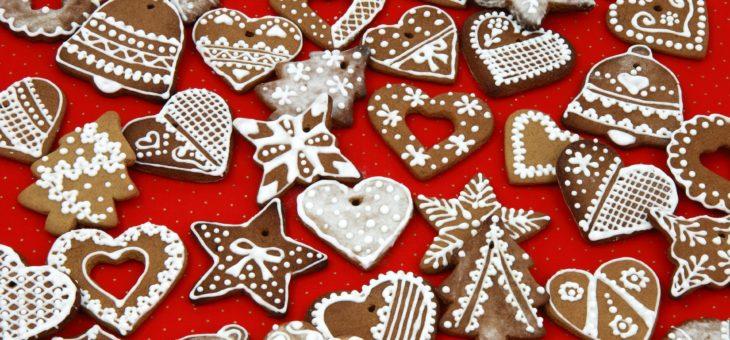 Vianočná pekáreň